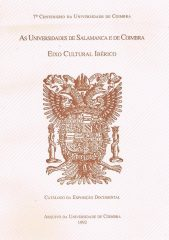 As Universidades de Salamanca e de Coimbra – Eixo Cultural Ibérico