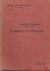 Elementos de Chimica