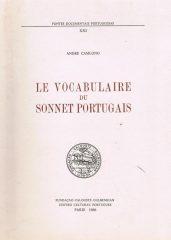 Le Vocabulaire du Sonnet Portugais