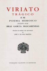 Viriato trágico em poema heroico escrito por Bras Garcia Mascarenhas