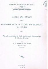 Nouvelles contributions à l' étude systématique et biogéographique des glossines (Diptera)