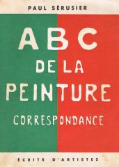 ABC de la peinture correspondence