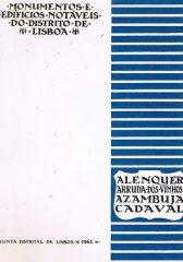 Alenquer Arruda-dos-Vinhos Azambuja Cadaval