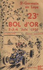 S-Germain en Laye 23º Bol d'Or 2-3-4- Juin 1951
