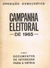 Campanha Eleitoral de 1965