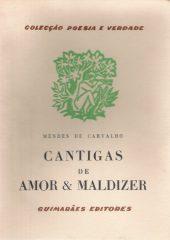 Cantigas de Amor & Maldizer