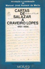 Cartas de Salazar a Craveiro Lopes 1951-1958