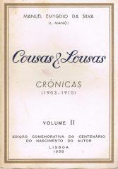 Causas & Lousas Crónicas (1903-1910)