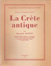 La Crète Antique