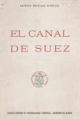 El Canal de Suez
