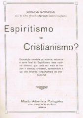 Espiritismo ou Cristianismo?