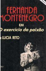 Fernanda Montenegro em o exercício da paixão