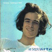 Catalogue 1994 – Unité de programmes fictions La Sept/Arte