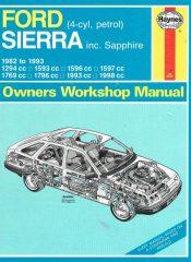 Ford Sierra Owners Workshop Manual