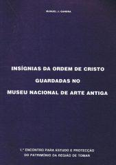 Insígnias da Ordem de Cristo Guardadas no Museu Nacional de Arte Antiga
