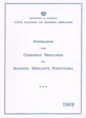 Itinerários das Carreira Regulares da Marinha Mercante Portuguesa