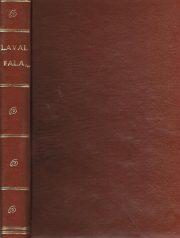 Laval Fala… – Notas e Memórias Redigidas na Prisão de Fresnes de Agosto a Outubro de 1945
