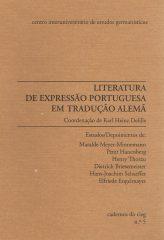 Literatura de Expressão Portuguesa em Tradução Alemã