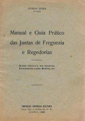 Manual e Guia Prático das Juntas de Freguezia e Regedorias