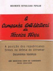 A campanha anti-eleitoral da Terçeira Força nas eleições de 1969