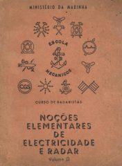 Cursos de Radaristas – Noções Elementares de Electricidade e Radar