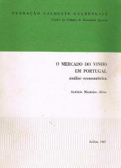 O Mercado do Vinho em Portugal – Análise econométrica