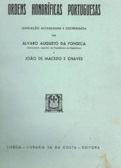 Ordens Honoríficas Portuguesas