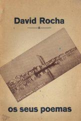 David Rocha e os seus poemas