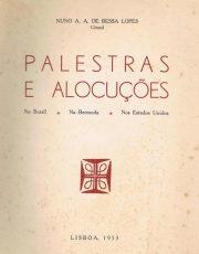 Palestras e Alocuções – No Brasil – Na Bermuda – Nos Estados Unidos