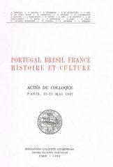 Portugal Bresil France Histoire et Culture