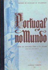 Portugal no Mundo – Livro de leitura para a 4ªclasse