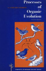 Process of organic evolution
