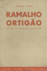 Ramalho Ortigão precursor do nacionalismo contemporâneo