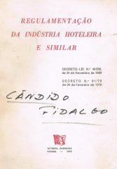 Regulamentação da Indústria Hoteleira e Similiar
