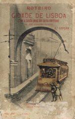 Roteiro da Cidade de Lisboa – Com a ligação geral dos carros eléctricos
