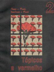 Tópicos a Vermelho – Pensar o Mundo, Transformar o Mundo com as nossas forças, é o nosso projecto