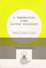 A temperatura como factor ecológico