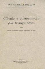 Cálculo e compensação das triangulações
