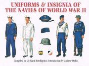 Uniforms & insignia of the navies of world war II