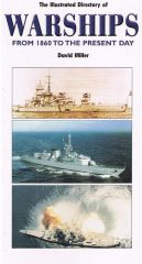 Warships from 1860 to the present day
