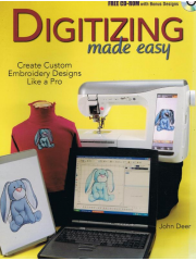 Digitizing made easy - Create Custom Embroidery Designs Like a Pro