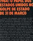 1964: O papel dos Estados Unidos no golpe de estado de 31 de Março