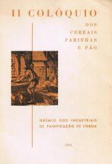 II Colóquio dos Cereais Farinhas e Pão