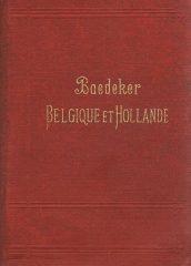 Belgique et Hollande Y Compris Le Luxembourg – Manual du voyageur
