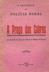 A Propósito da Polícia Rural – A praga das cabras