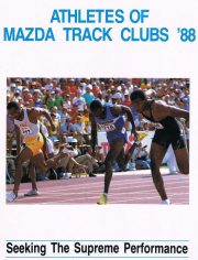 Athletes of Mazda Track Clubs 88