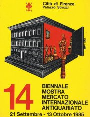 14 Biennale Mostra Mercato Internazionale Antiquariato