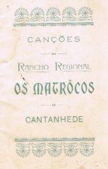 Canções do Rancho Regional Os Magrôcos de Cantanhede