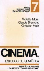 Cinema – Estudos de Semiótica