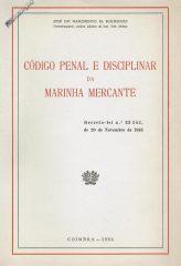 Código Penal e Disciplinar da Marinha Mercante